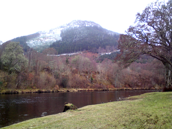 View of River Moriston