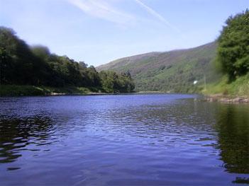 Approaching Loch Ness